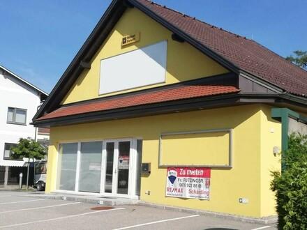 Gut gelegenes Geschäftslokal im Zentrum von Andorf