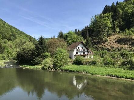 Ehemalige Mühle im Aschachtal - für Naturliebhaber!