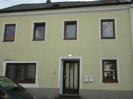Wohnhaus im Zentrum von Riedau