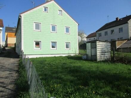 Mehrfamilienhaus bzw. Wohnen und Arbeiten im Zentrum von Riedau