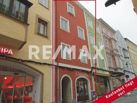 ***VERKAUFT*** Stadthaus in der Barockstadt Schärding