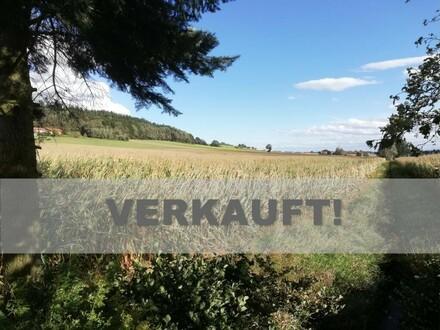 Landwirtschaftl. Nutzgrund - 2,8 ha Ackerfläche