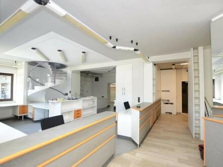 Büroräumlichkeiten über 2 Etagen
