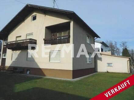 Ein- bzw. Mehrfamilienhaus in zentraler Lage Grieskirchen