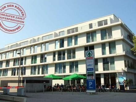 ANLAGEOBJEKTE - Café fix vermietet