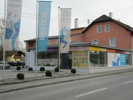 Geschäftslokal in Top Lage von Andorf