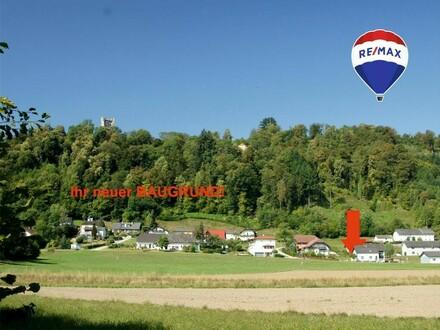Kleines Grundstück nahe Eferding
