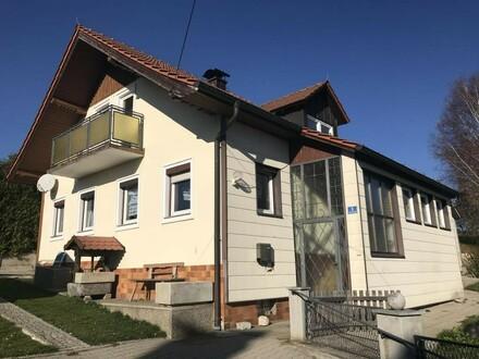 Einfamilienhaus mit Kachelofen