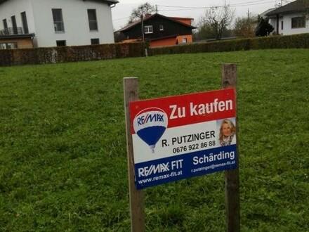 ***VERKAUFT***Baugrundsück in Dorf an der Pram