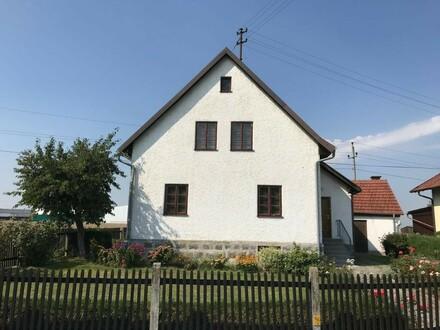 Renovierungsbedürftiges Einfamilienhaus nähe Schärding