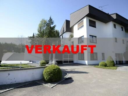 Unternehmervilla - Wohnen und Arbeiten unter einem Dach