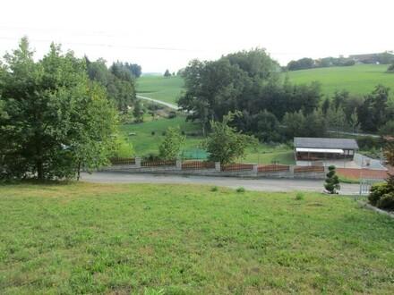 Kleines sonniges Baugrundstück nähe Passau