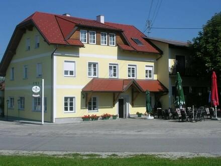 Gasthaus zum Vierviertlblick direkt am Donausteig