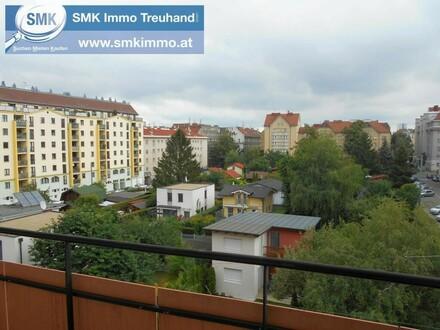 Perfekte 2 Zimmerwohnung mit XL Balkon!
