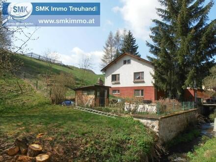 Solides Haus mit nebenan Garten im Bauland!