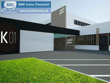 Alles inklusive - Neue Büros im Business Park - Korneuburg!