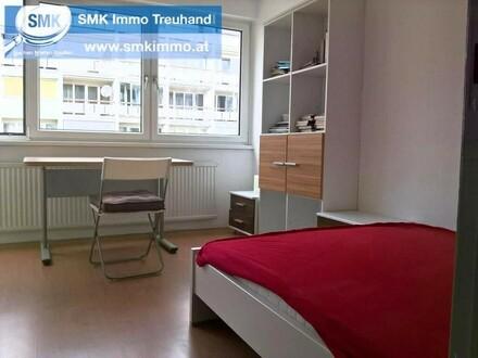 4 WG-Zimmer im Zentrum von Krems - alles inklusive!