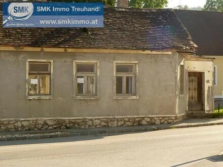 Stark sanierungsbedürftig - Abbruchhaus in schöner Lage!