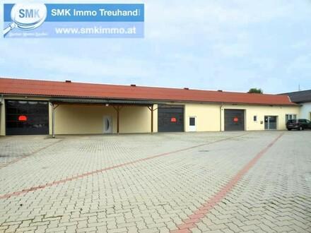 Ehemalige Kfz-Werkstätte! 3 Hallen, Nutzfläche ca. 440 m²!
