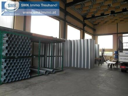 Produktions- und Lagerhalle im Industriegebiet!