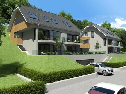 Premium-DG-Wohnung mit Badeplatz am Attersee