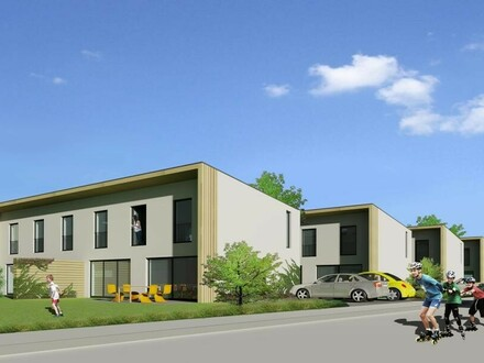 Provisionsfrei! HOCHWERTIGE NEUE Doppelhaushälfte in Königstetten 5