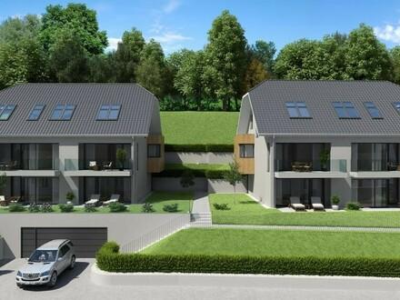 Premium-Penthouse mit Badeplatz am Attersee