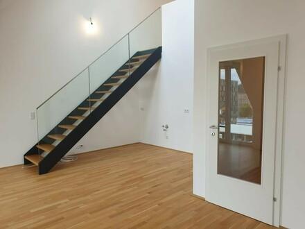 Exklusive Wohnung über 2 Etagen mit Dachterrasse in Linz-Urfahr - Provisionsfrei