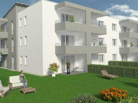 Neubau Eigentumswohnung in Ruhelage