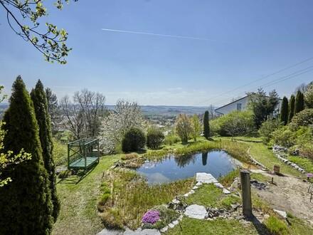 Einzigartiges Haus mit traumhaften Garten