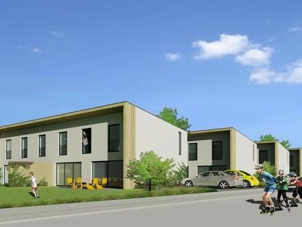 Provisionsfrei! HOCHWERTIGE NEUE Doppelhaushälfte in Königstetten 1