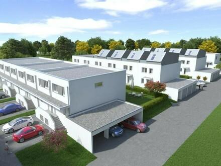 """Neues Reihenhaus in Perg """"Central Village"""""""