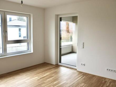 Erstbezug   2 Zimmer Wohnung mit Loggia