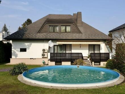 Schönes Einfamilienhaus Nähe Oberlaa