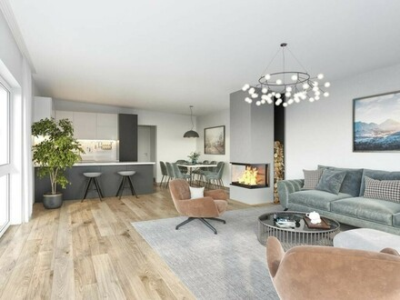 Neubau Reihenhaus in Holzbauweise, Windischgarsten - Top 3