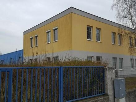Büro- und Lagergebäude
