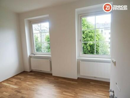 NEUSANIERTE 3 ZI-Wohnung - unbefristetes Mietverhältnis - Im Herzen von Urfahr