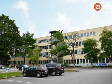 Innenhof Paul Hahn Center