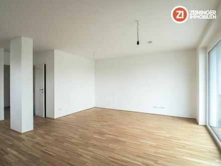 Geförderte 4-ZI-Neubauwohnung mit Loggia !Provisionsfrei!