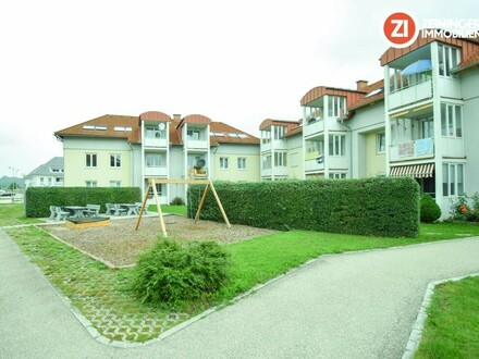 3 ZI - Wohnung mit Loggia und Tiefgarage in absoluter Ruhelage - Provisionsfrei!