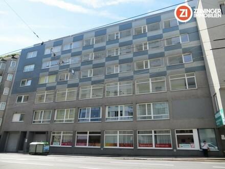 Geräumige 2 ZI - Wohnung im Linzer Zentrum