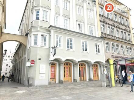 Gastgewerbe oder Geschäftslokal direkt am Linzer Hauptplatz