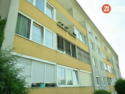 Preiswerte 2 ZI-Wohnung mit Balkon