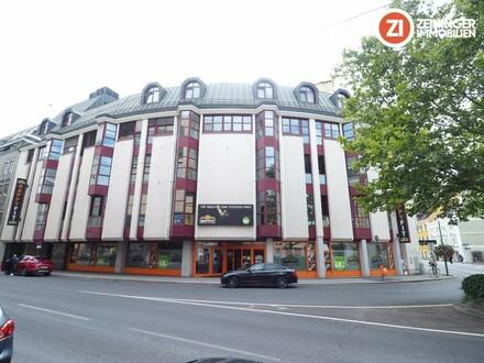 Riesige Geschäftsfläche in bester Linzer Innenstadtlage