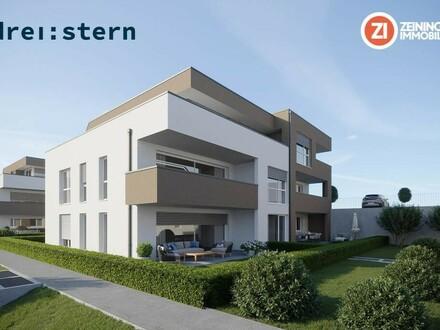 Drei:stern - Neubau 4 ZI-Gartenwohnung in Engerwitzdorf