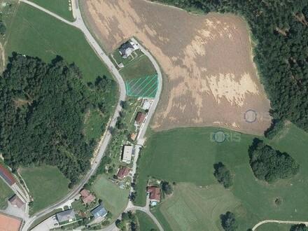 Grundstück in St. Thomas am Blasenstein - Teichsiedlung