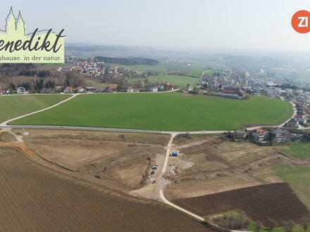 """Baugrundstücke """"BENEDIKT"""" Kremsmünster - Grundstück 7"""