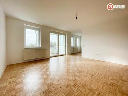 3 Zimmerwohnung in Traun mit Loggia und Tiefgaragenparkplatz - gefördert