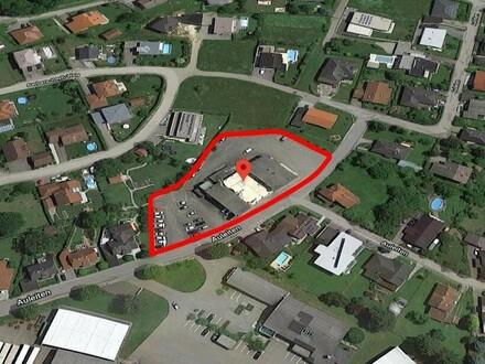 AULEITEN Baugrundstück für Bauträger - Planung für Doppelhäuser od. Wohnungen liegt vor