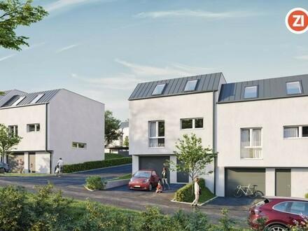 Geförderte Mietkauf - Reihenhäuser in Kichberg/Thening -PROVISIONSFREI